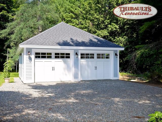 Thibault 39 s renovations llc garage construction in stratham exeter rye portsmouth and nh - Garage thibault pontlevoy ...